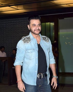 Sanjay Kapoor - Photos: Ayush Sharma & Arpita Khan Wedding Anniversary Party | Picture 1700101