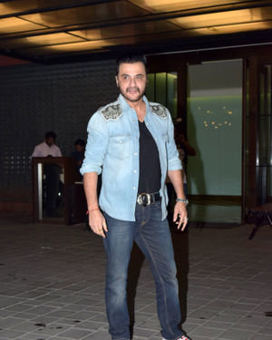 Sanjay Kapoor - Photos: Ayush Sharma & Arpita Khan Wedding Anniversary Party | Picture 1700100
