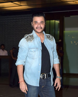 Sanjay Kapoor - Photos: Ayush Sharma & Arpita Khan Wedding Anniversary Party