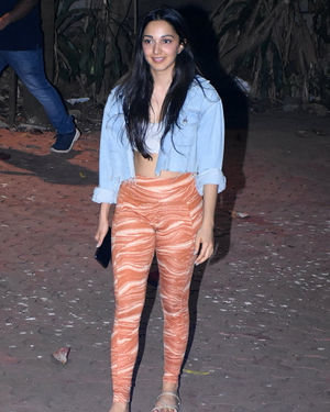 Kiara Advani - Photos: Celebs Spotted At Dance Class In Bandra | Picture 1700419