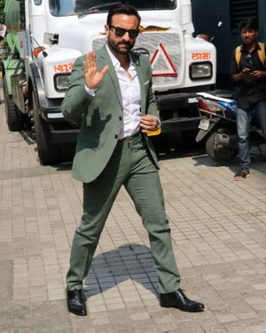 Saif Ali Khan - Photos: Trailer Launch Of The Film Tanhaji At Pvr Juhu | Picture 1700046