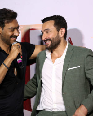 Photos: Trailer Launch Of The Film Tanhaji At Pvr Juhu | Picture 1700063