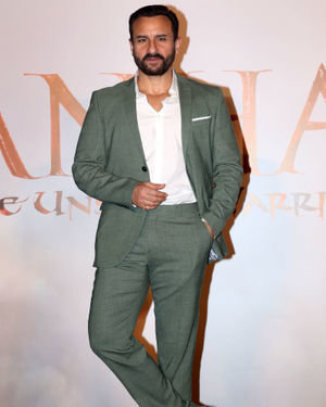 Saif Ali Khan - Photos: Trailer Launch Of The Film Tanhaji At Pvr Juhu | Picture 1700059