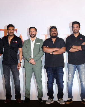 Photos: Trailer Launch Of The Film Tanhaji At Pvr Juhu | Picture 1700051