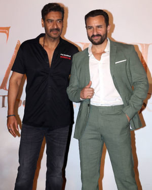 Photos: Trailer Launch Of The Film Tanhaji At Pvr Juhu | Picture 1700056