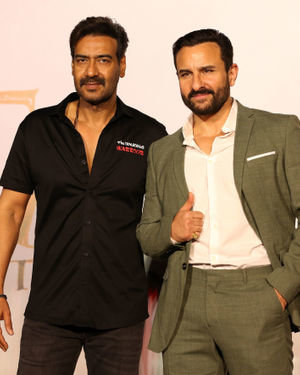 Photos: Trailer Launch Of The Film Tanhaji At Pvr Juhu | Picture 1700065