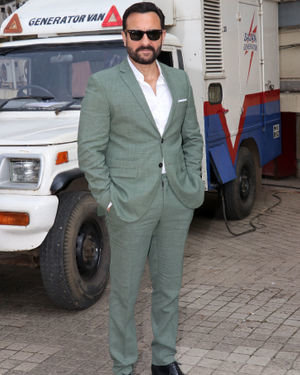 Saif Ali Khan - Photos: Trailer Launch Of The Film Tanhaji At Pvr Juhu | Picture 1700049