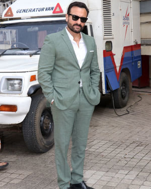Saif Ali Khan - Photos: Trailer Launch Of The Film Tanhaji At Pvr Juhu | Picture 1700047