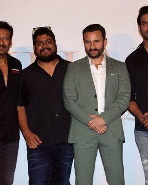 Photos: Trailer Launch Of The Film Tanhaji At Pvr Juhu | Picture 1700061