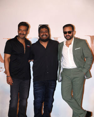 Photos: Trailer Launch Of The Film Tanhaji At Pvr Juhu | Picture 1700055
