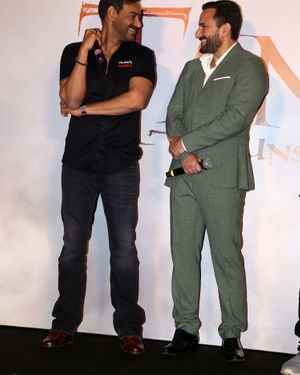 Photos: Trailer Launch Of The Film Tanhaji At Pvr Juhu | Picture 1700058