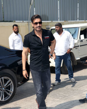 Ajay Devgn - Photos: Trailer Launch Of The Film Tanhaji At Pvr Juhu | Picture 1700044