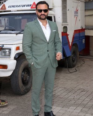 Saif Ali Khan - Photos: Trailer Launch Of The Film Tanhaji At Pvr Juhu | Picture 1700048
