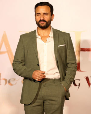 Saif Ali Khan - Photos: Trailer Launch Of The Film Tanhaji At Pvr Juhu | Picture 1700064