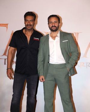 Photos: Trailer Launch Of The Film Tanhaji At Pvr Juhu | Picture 1700052