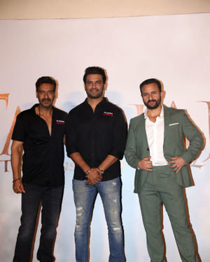 Photos: Trailer Launch Of The Film Tanhaji At Pvr Juhu | Picture 1700054