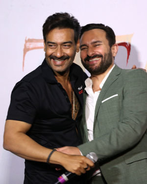 Photos: Trailer Launch Of The Film Tanhaji At Pvr Juhu