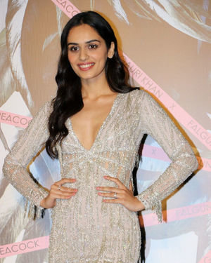 Manushi Chhillar - Photos: Launch Of Designer Falguni Shane Peacock Flagship Store | Picture 1700594