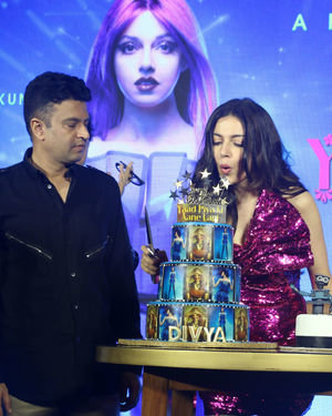 Photos: Success Party Of Divya Khosla's Song Yaad Piya Ki | Picture 1700602