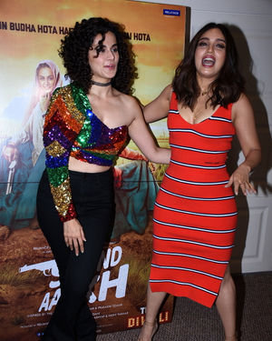 Photos: Success Party Of Film Saand Ki Aankh At Bkc | Picture 1700621