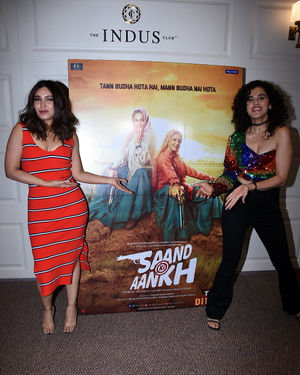Photos: Success Party Of Film Saand Ki Aankh At Bkc | Picture 1700619