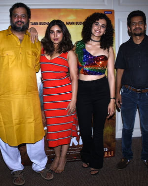 Photos: Success Party Of Film Saand Ki Aankh At Bkc | Picture 1700623