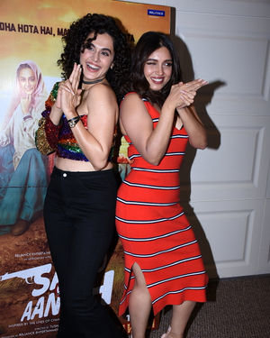 Photos: Success Party Of Film Saand Ki Aankh At Bkc