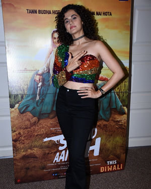 Taapsee Pannu - Photos: Success Party Of Film Saand Ki Aankh At Bkc | Picture 1700618