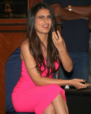 Fatima Sana Shaikh - Photos: Unveiling Of An India Inspired Line Of Lip Shade 25o2 | Picture 1700899