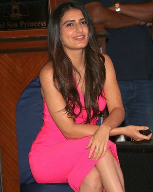 Fatima Sana Shaikh - Photos: Unveiling Of An India Inspired Line Of Lip Shade 25o2 | Picture 1700900