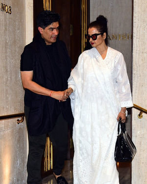 Photos: Celebs at Manish Malhotra's House