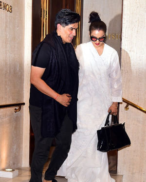Photos: Celebs at Manish Malhotra's House | Picture 1701387