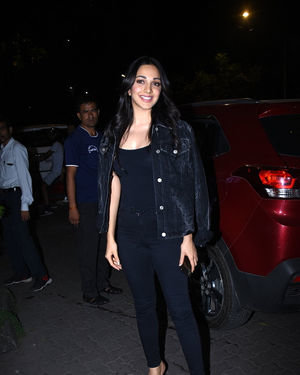 Kiara Advani - Photos: Kartik Aryan Birthday Party At Arth In Khar | Picture 1701204