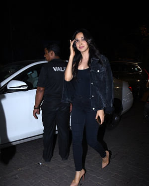 Kiara Advani - Photos: Kartik Aryan Birthday Party At Arth In Khar | Picture 1701203