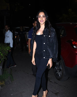 Kiara Advani - Photos: Kartik Aryan Birthday Party At Arth In Khar