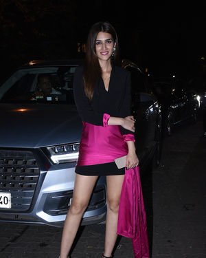 Kriti Sanon - Photos: Kartik Aryan Birthday Party At Arth In Khar