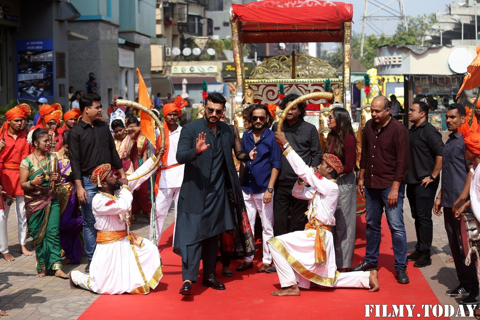 Photos: Mann Mein Shiva Song Launch From Film Panipat At Pvr Ecx | Picture 1701289