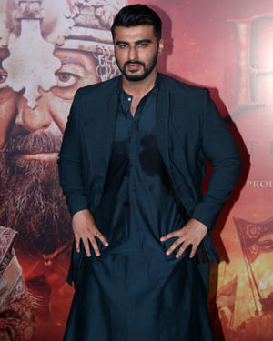 Arjun Kapoor - Photos: Mann Mein Shiva Song Launch From Film Panipat At Pvr Ecx | Picture 1701306