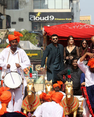 Photos: Mann Mein Shiva Song Launch From Film Panipat At Pvr Ecx | Picture 1701290