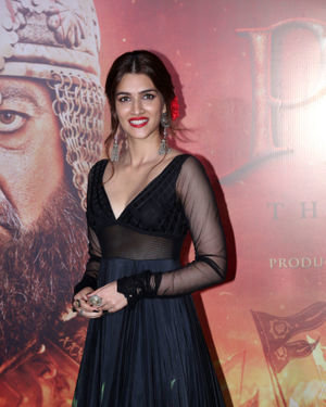 Kriti Sanon - Photos: Mann Mein Shiva Song Launch From Film Panipat At Pvr Ecx