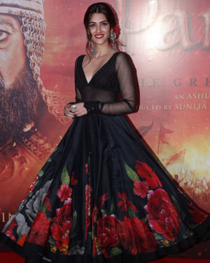 Kriti Sanon - Photos: Mann Mein Shiva Song Launch From Film Panipat At Pvr Ecx | Picture 1701298