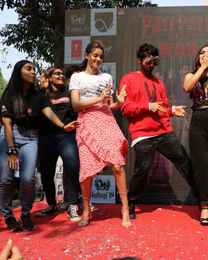 Photos: Promotion Of Film Pati Patni Aur Woh At Mithibai College | Picture 1701185