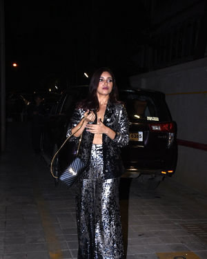 Bhumi Pednekar - Photos: Rohini Iyyer's Party At Her House In Khar | Picture 1701255