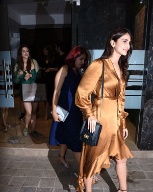 Vaani Kapoor - Photos: Rohini Iyyer's Party At Her House In Khar