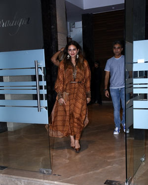 Huma Qureshi - Photos: Rohini Iyyer's Party At Her House In Khar