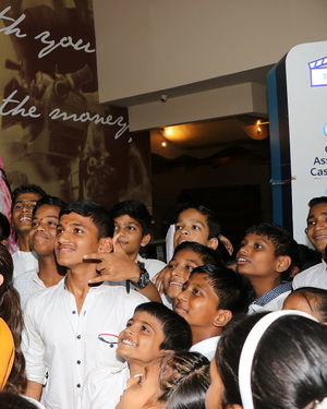 Photos: Special Screening Of Their Film Pagalpanti For NGO Kids | Picture 1701372