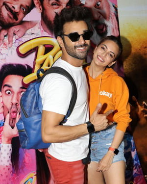 Photos: Special Screening Of Their Film Pagalpanti For NGO Kids