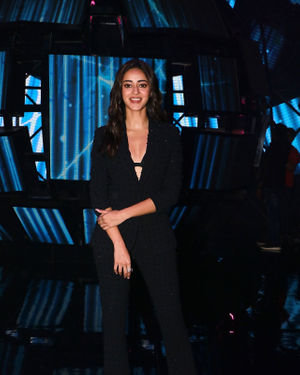Ananya Pandey - Photos: Promotion Of Film Pati Patni Aur Woh On Set Of Indian Idol 11 | Picture 1701840