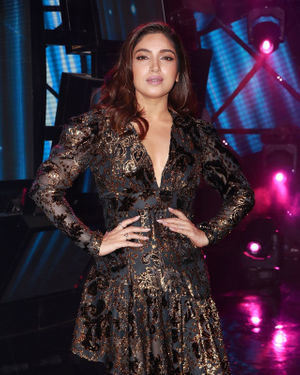 Bhumi Pednekar - Photos: Promotion Of Film Pati Patni Aur Woh On Set Of Indian Idol 11
