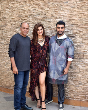 Photos: Promotion Of Film Panipat At Sun N Sand